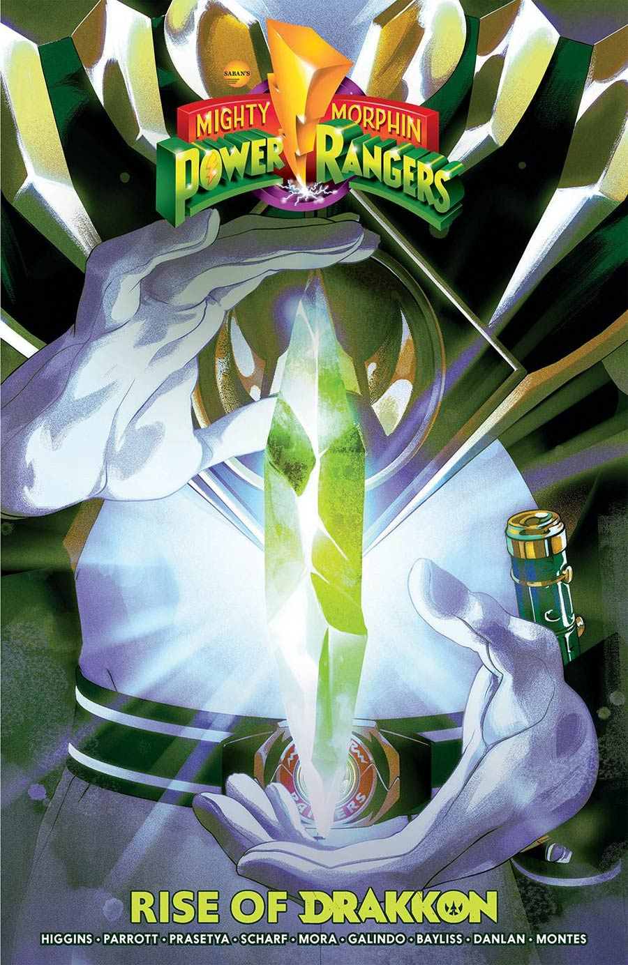 Mighty Morphin Power Rangers Rise Of Drakkon TP