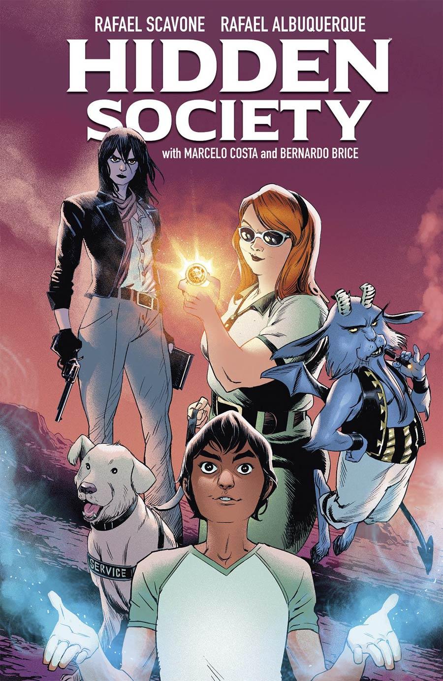 Hidden Society TP