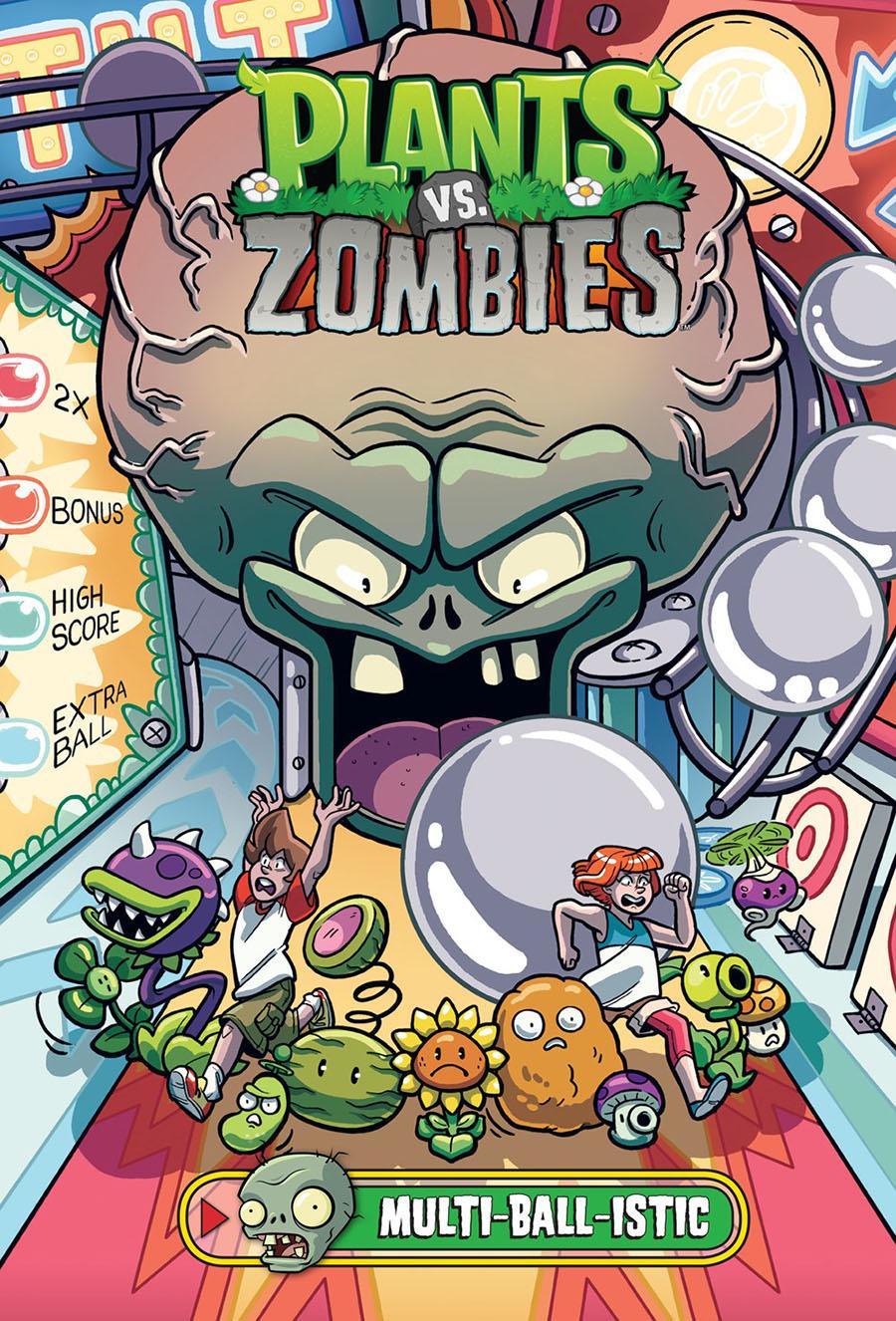 Plants vs Zombies Multi-Ball-Istic HC