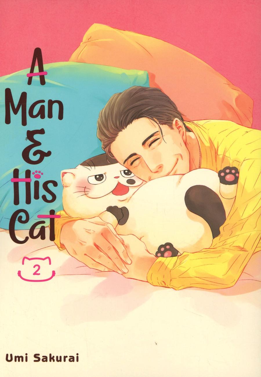 Man And His Cat Vol 2 GN