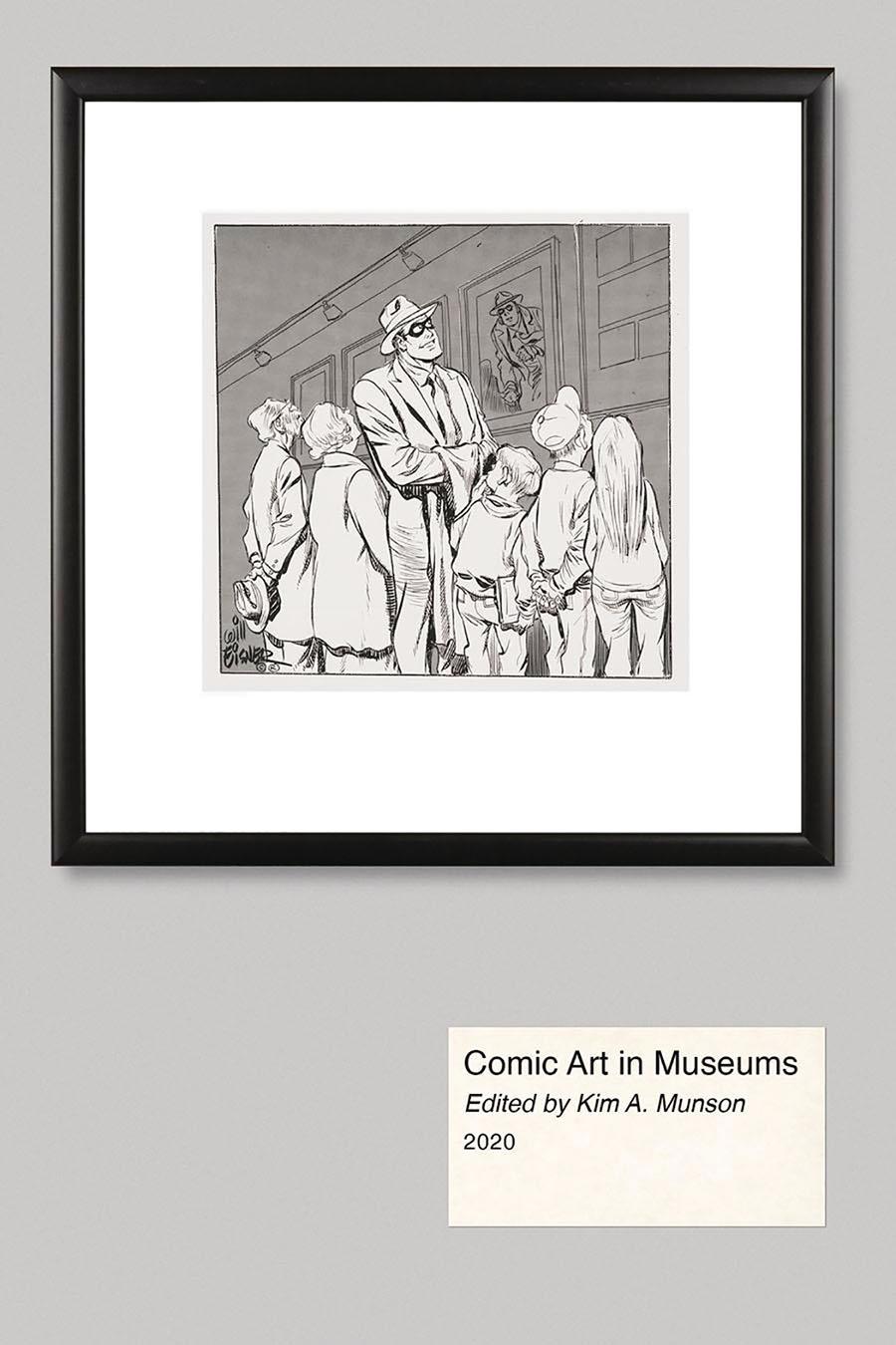 Comic Art In Museums SC