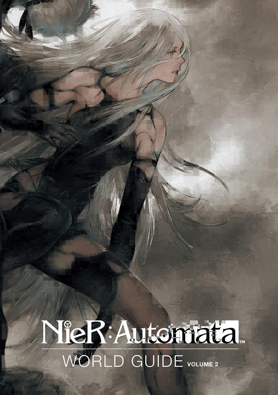 NieR Automata World Guide Vol 2 HC
