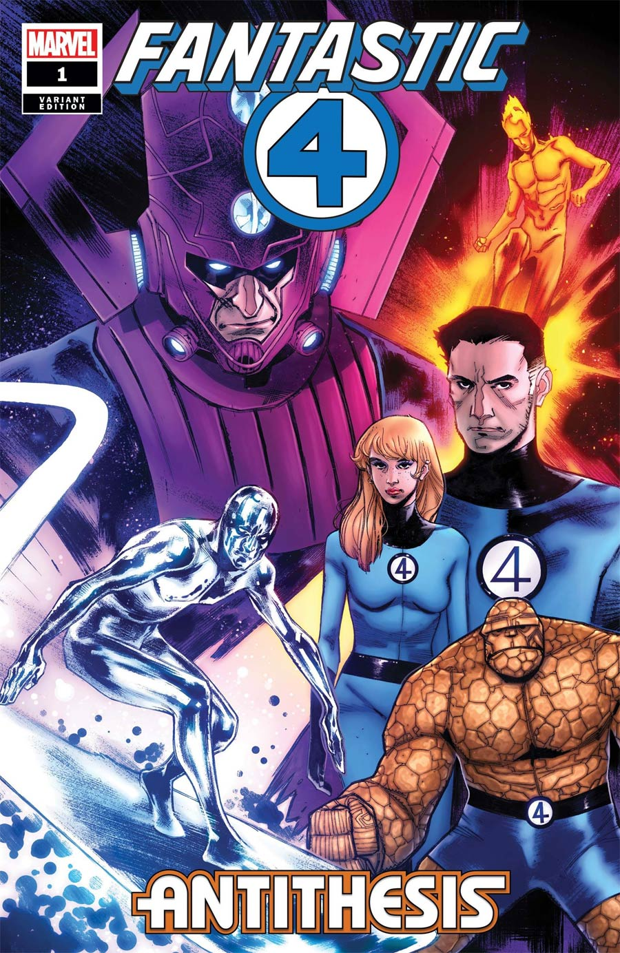 Fantastic Four Antithesis #1 Cover D Incentive Sara Pichelli Variant Cover