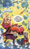 Ludocrats #1 Cover D Variant Buy A Comic April Fools Cover