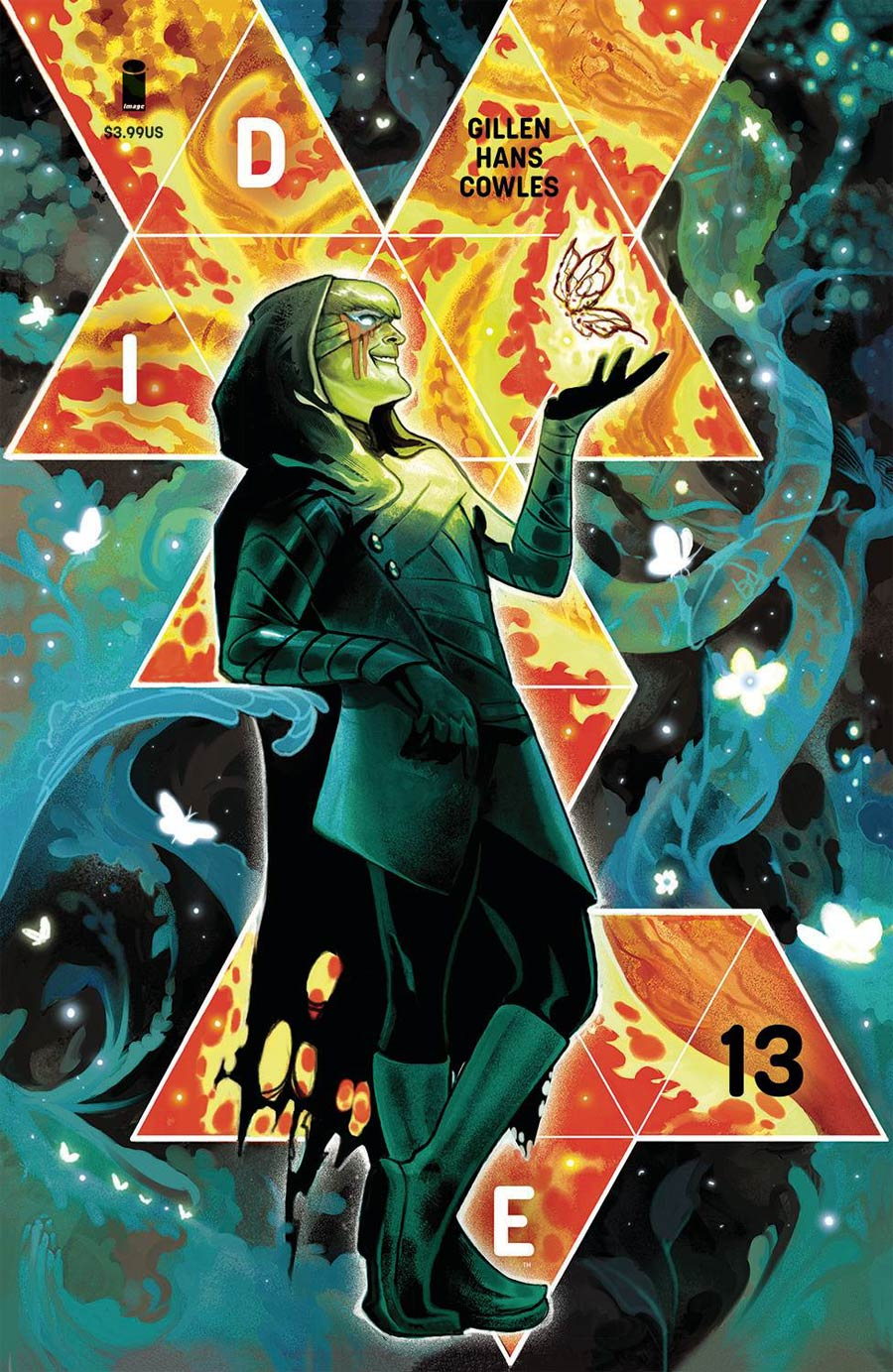 Die #13 Cover B Variant Mike Del Mundo Cover