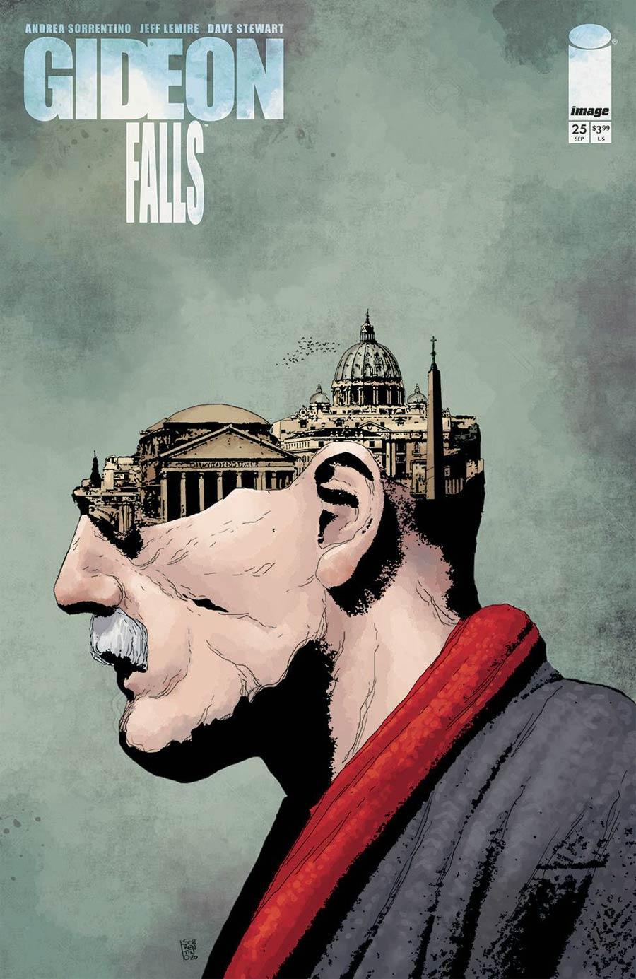 Gideon Falls #25 Cover A Regular Andrea Sorrentino & Dave Stewart Cover
