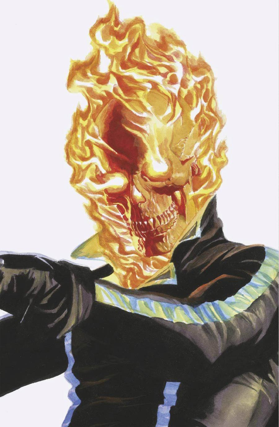 Avengers Vol 7 #36 Cover B Variant Alex Ross Timeless Ghost Rider Cover