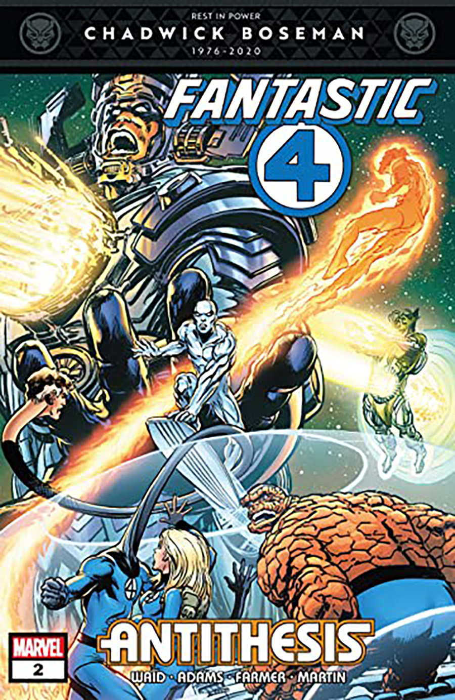 Fantastic Four Antithesis #2 Cover A 1st Ptg Regular Neal Adams Cover