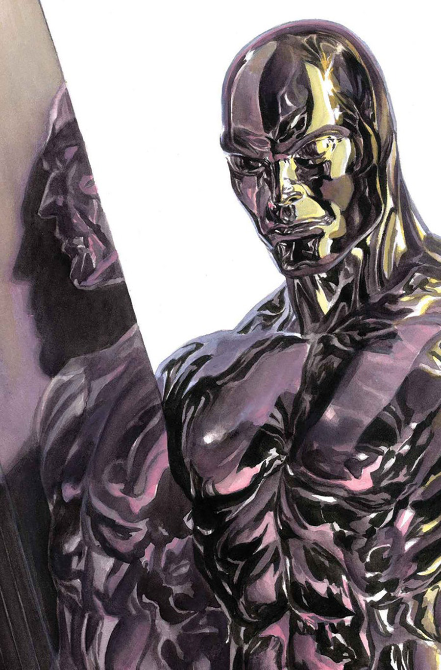Fantastic Four Antithesis #2 Cover B Variant Alex Ross Timeless Silver Surfer Cover