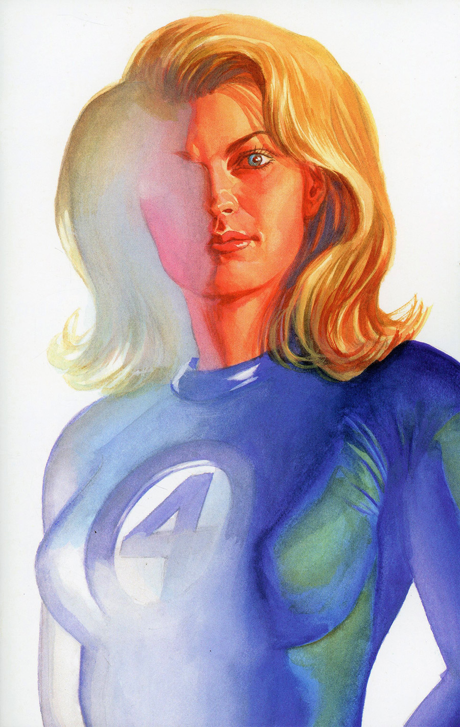 Fantastic Four Vol 6 #24 Cover C Variant Alex Ross Timeless Invisible Woman Cover (Limit 1 Per Customer)