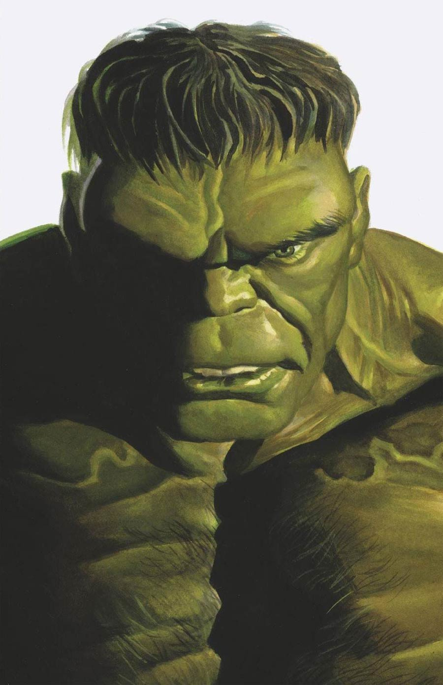 Immortal Hulk #37 Cover B Variant Alex Ross Timeless Hulk Cover