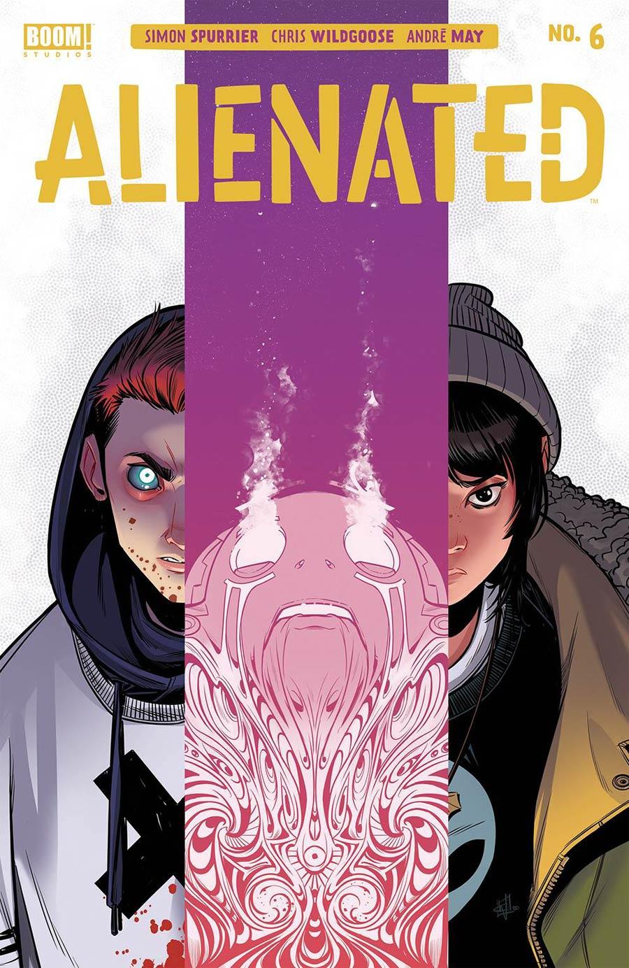 Alienated #6