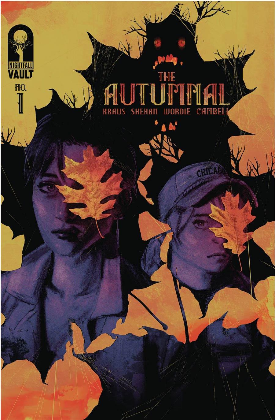 Autumnal #1 Cover A 1st Ptg Regular Chris Shehan Cover