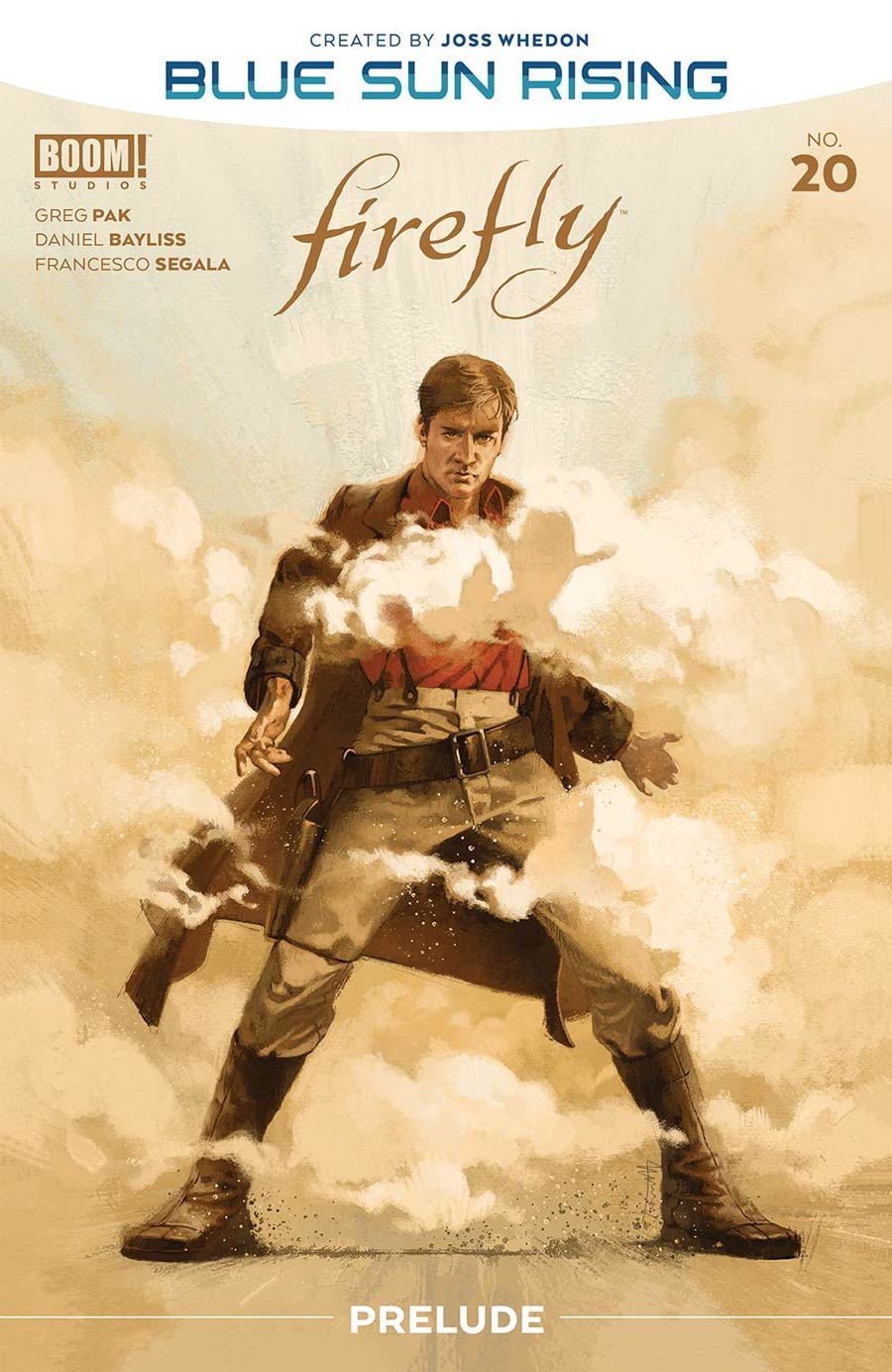 Firefly #20 Cover A Regular Marc Aspinall Cover