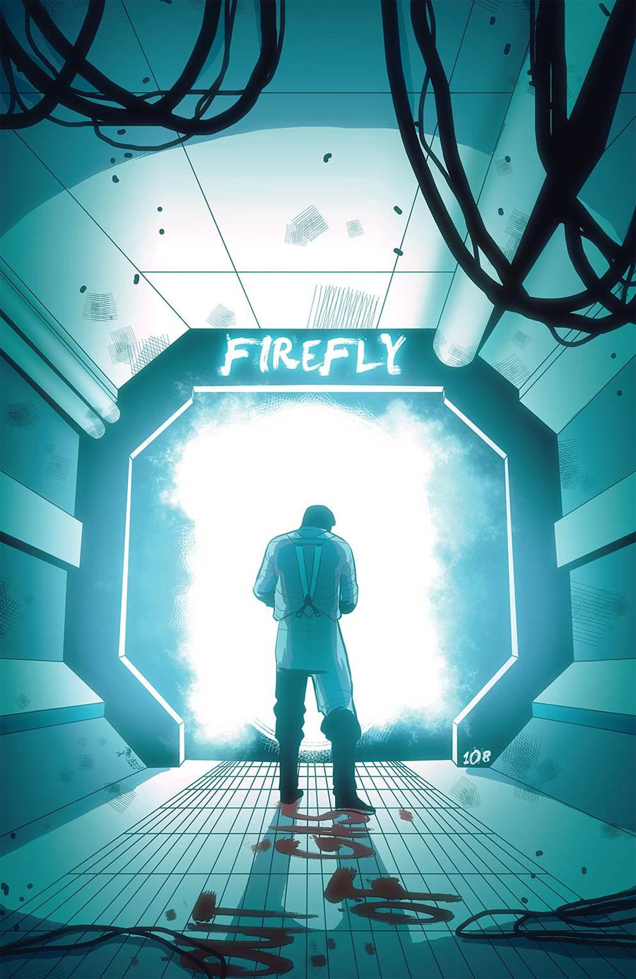 Firefly #20 Cover B Variant George Kambadais Cover
