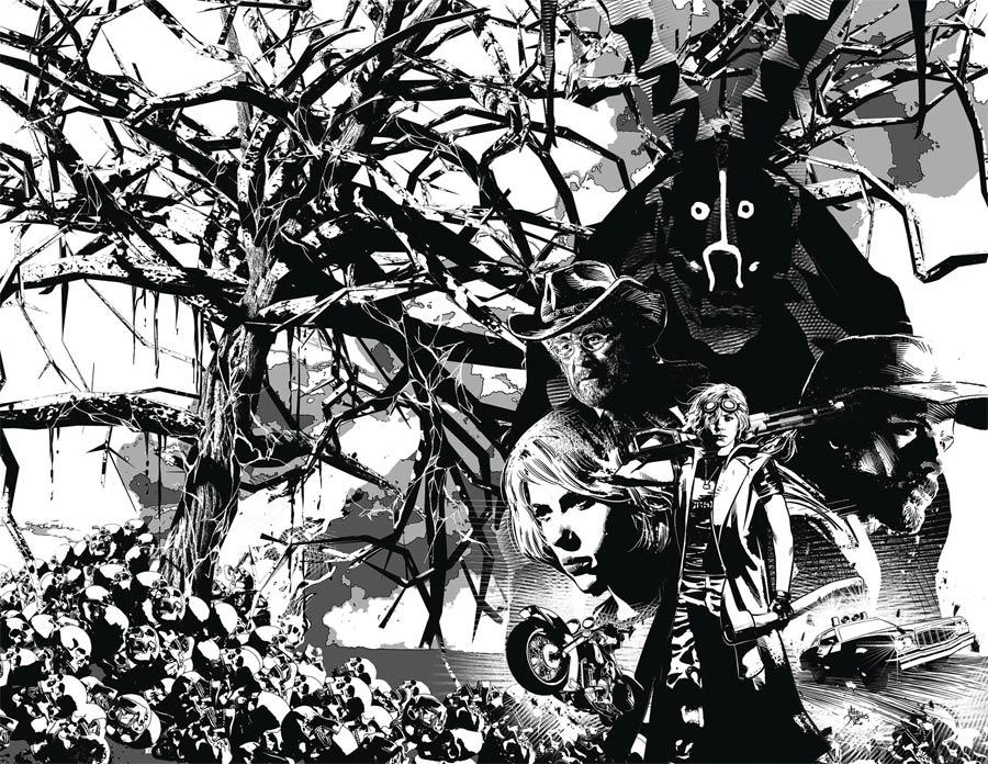 Grendel Kentucky #1 Cover B Variant Mike Deodato Jr Cover