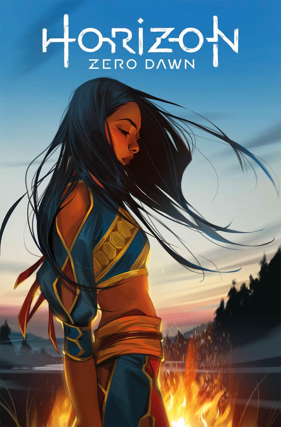 Horizon Zero Dawn #3 Cover C Variant Loish Cover