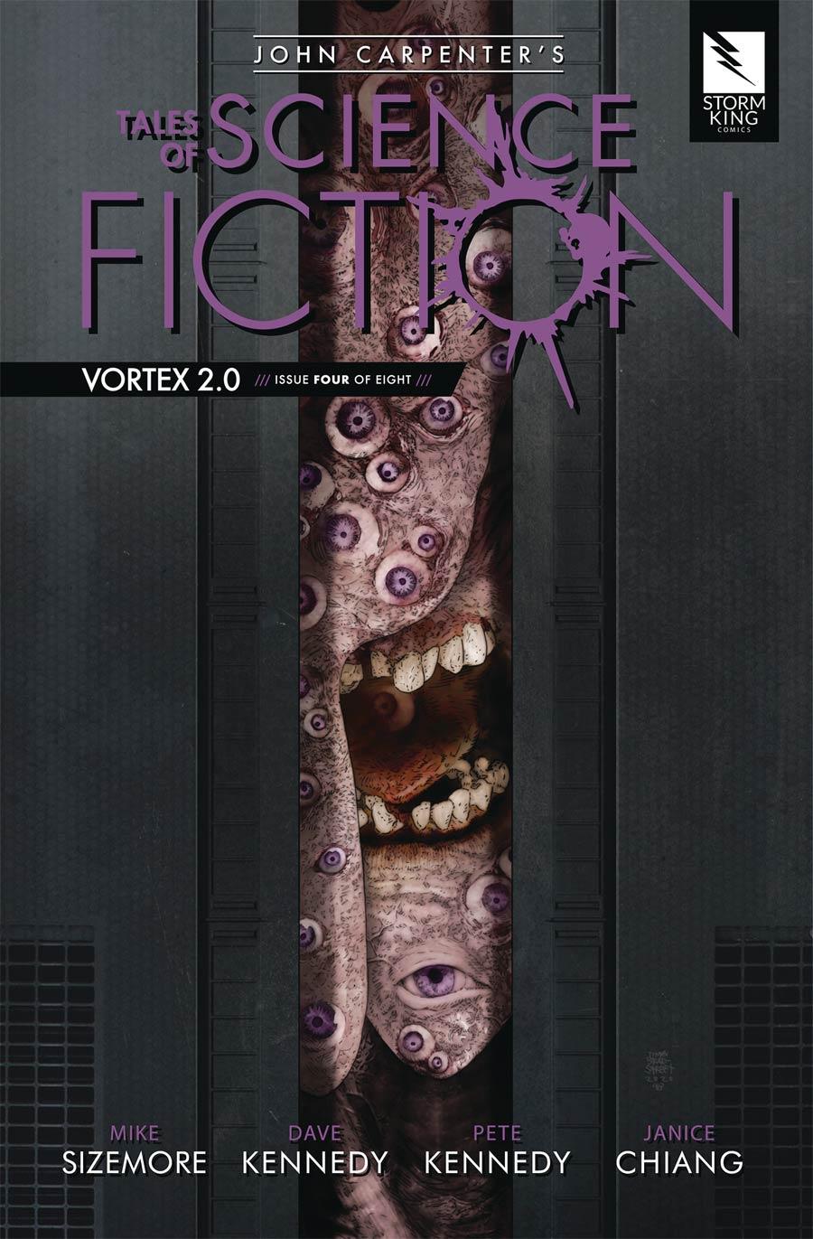 John Carpenters Tales Of Science Fiction Vortex 2.0 #4