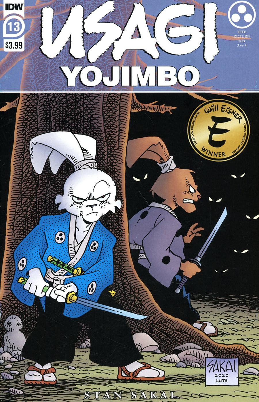 Usagi Yojimbo Vol 4 #13