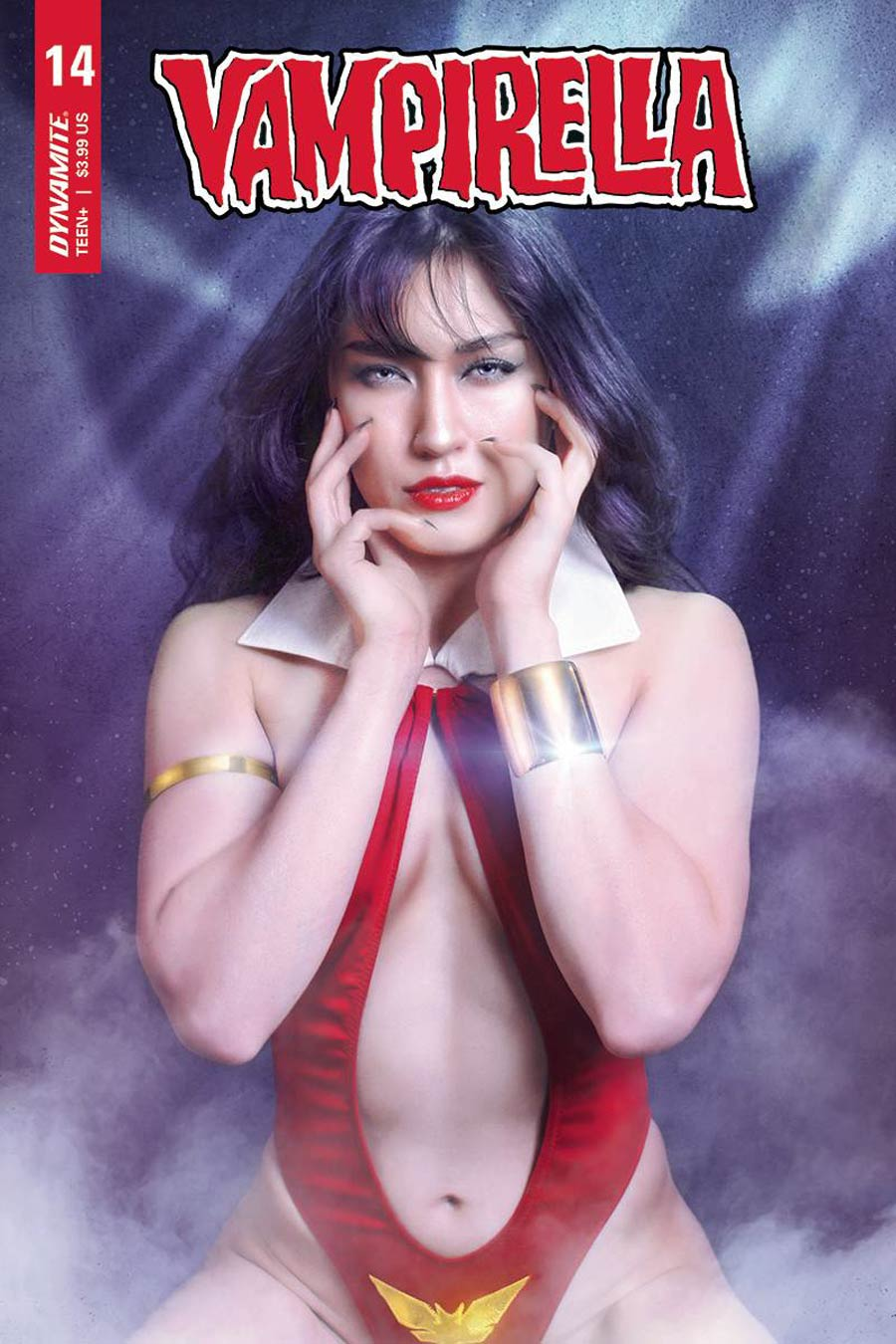 Vampirella Vol 8 #14 Cover E Variant Krista Lee Cosplay Photo Cover