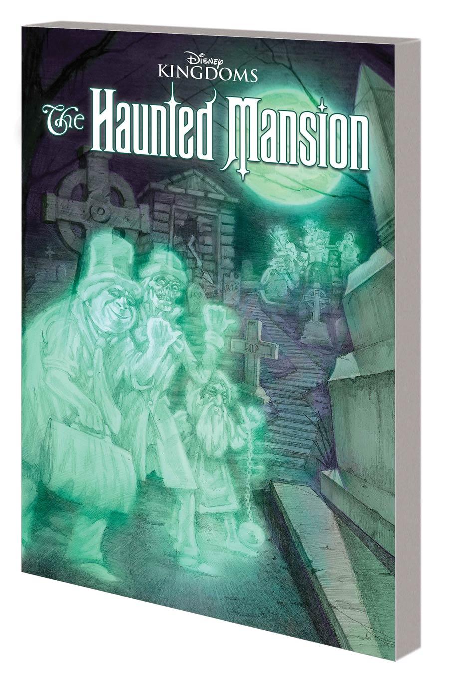 Disney Kingdoms Haunted Mansion GN