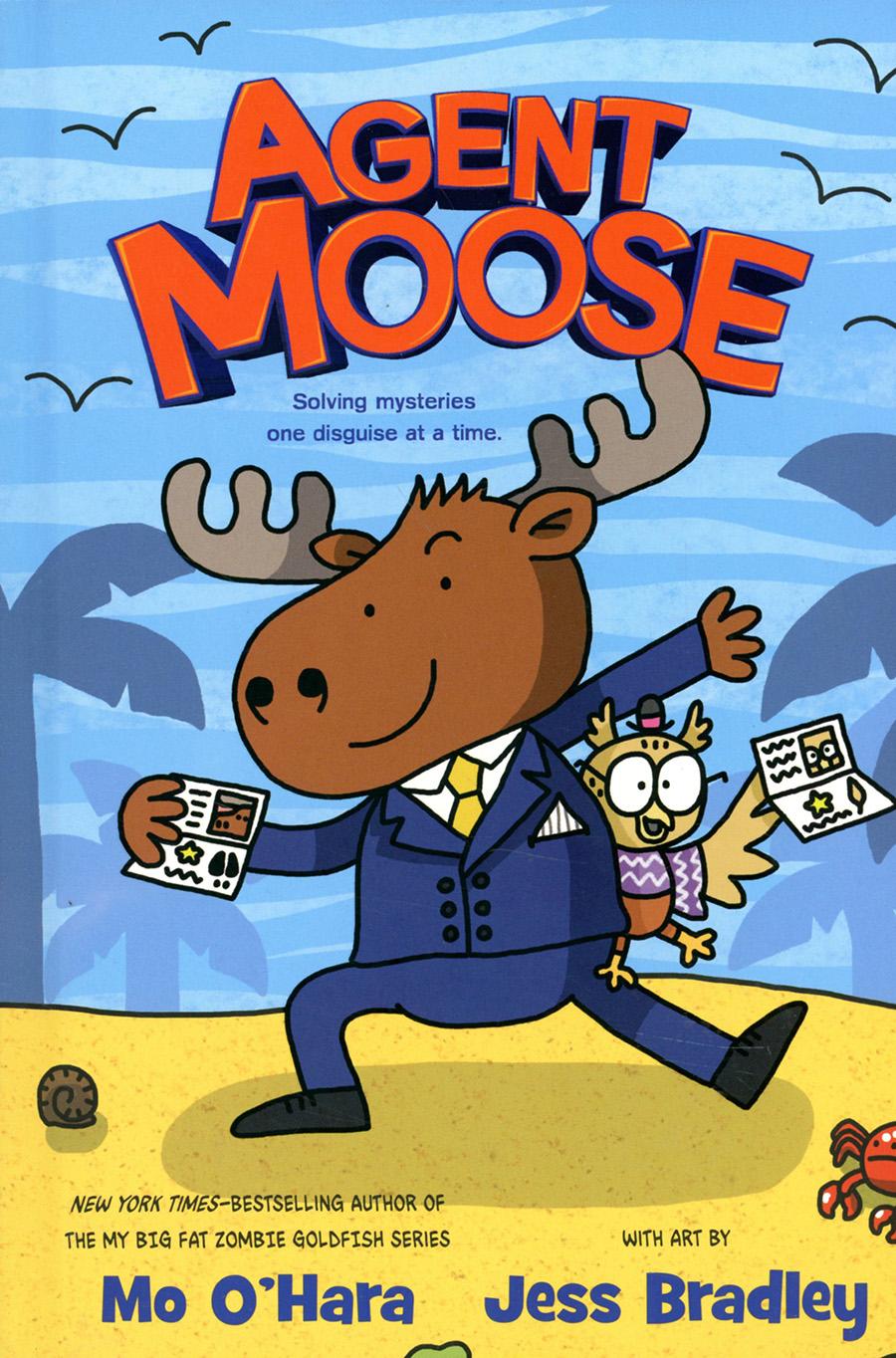 Agent Moose Vol 1 HC