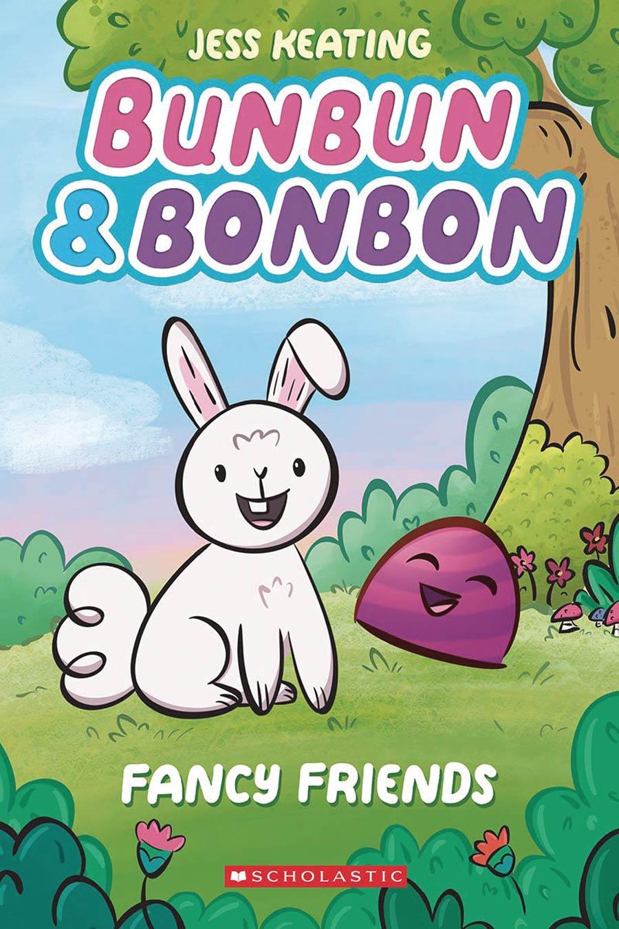 Bunbun & Bonbon Vol 1 Fancy Friends TP