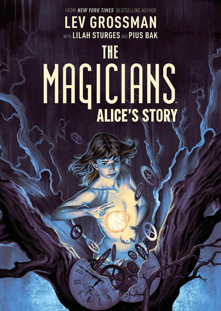 Magicians Alices Story Original Graphic Novel TP