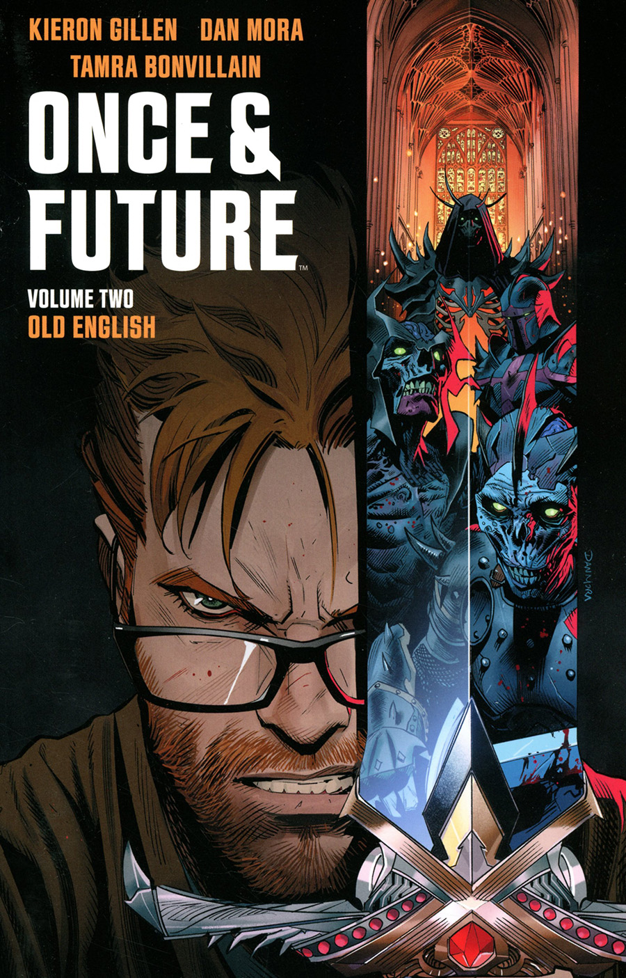 Once & Future Vol 2 TP