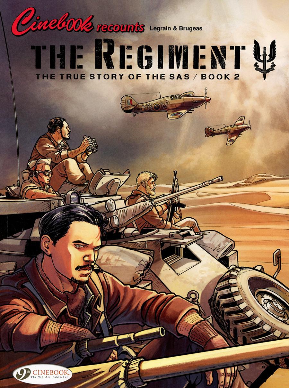 Regiment True Story Of The SAS Vol 2 GN