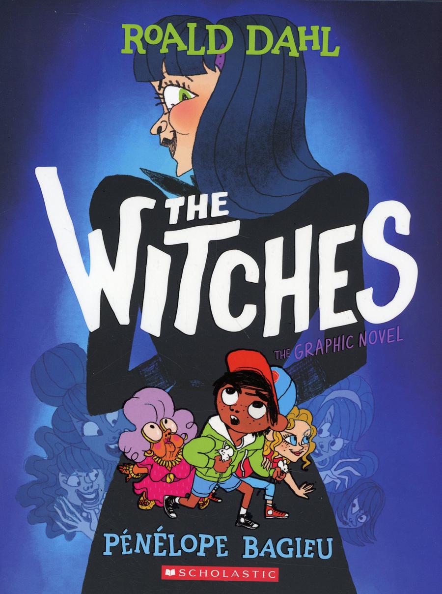 Roald Dahl Witches Vol 1 TP