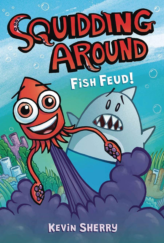 Squidding Around Vol 1 Fish Feud TP