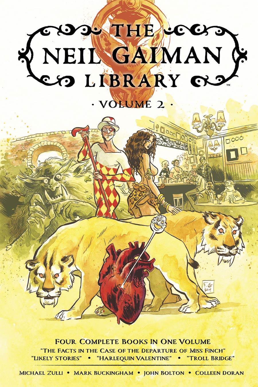 Neil Gaiman Library Edition Vol 2 HC