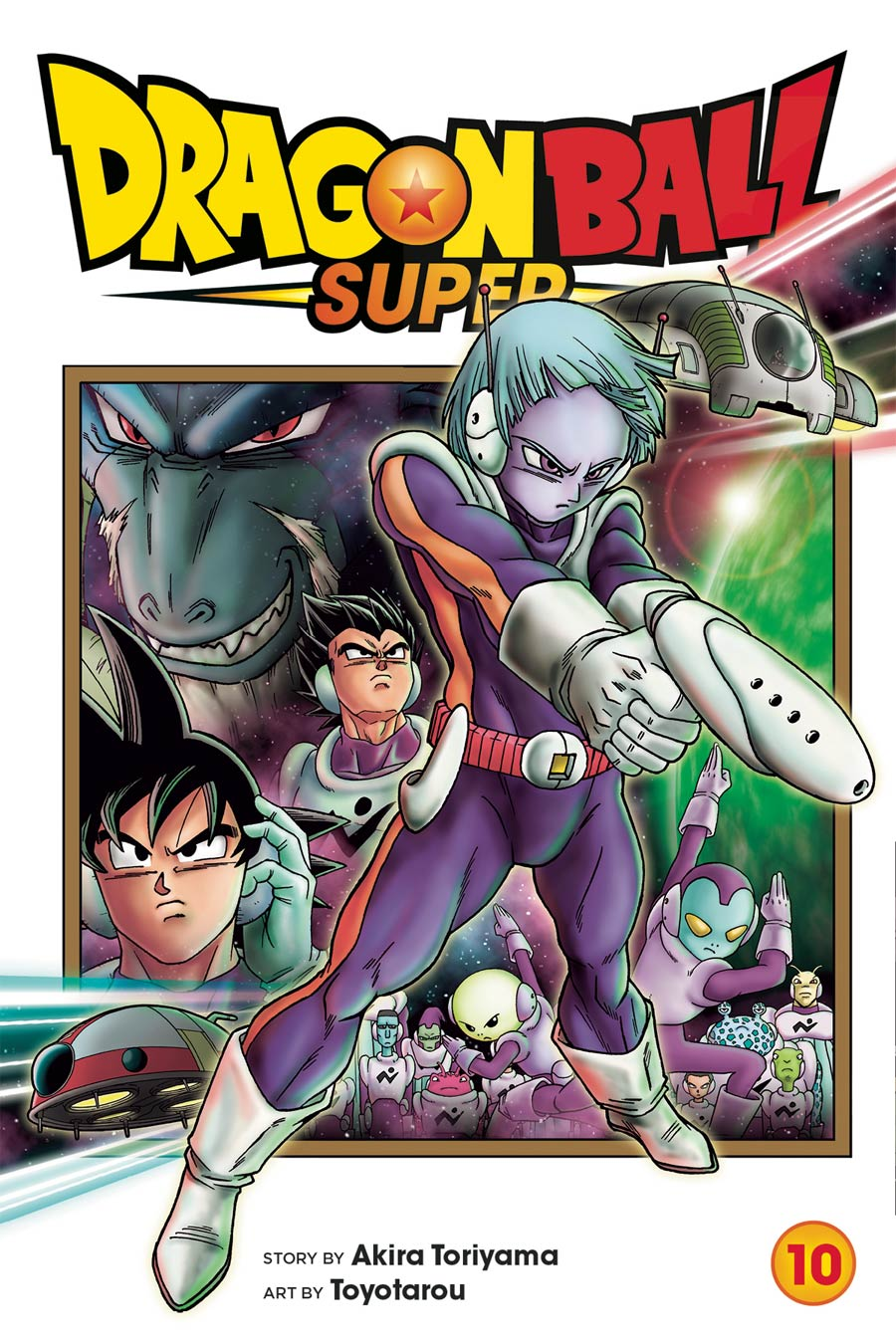 Dragon Ball Super Vol 10 GN