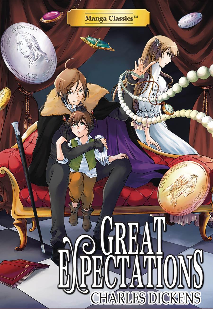 Manga Classics Great Expectations TP Manga Classics Edition
