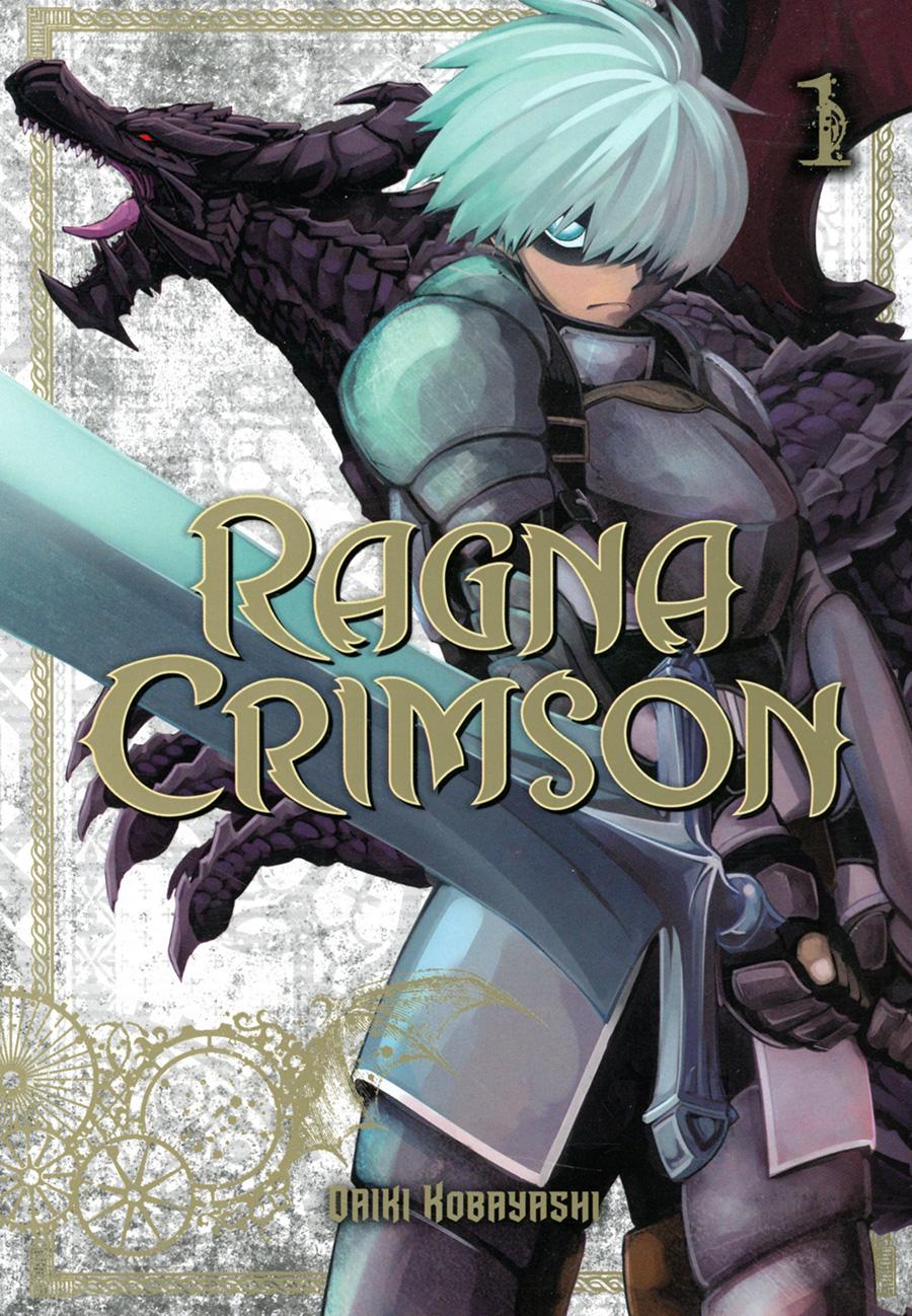 Ragna Crimson Vol 1 GN