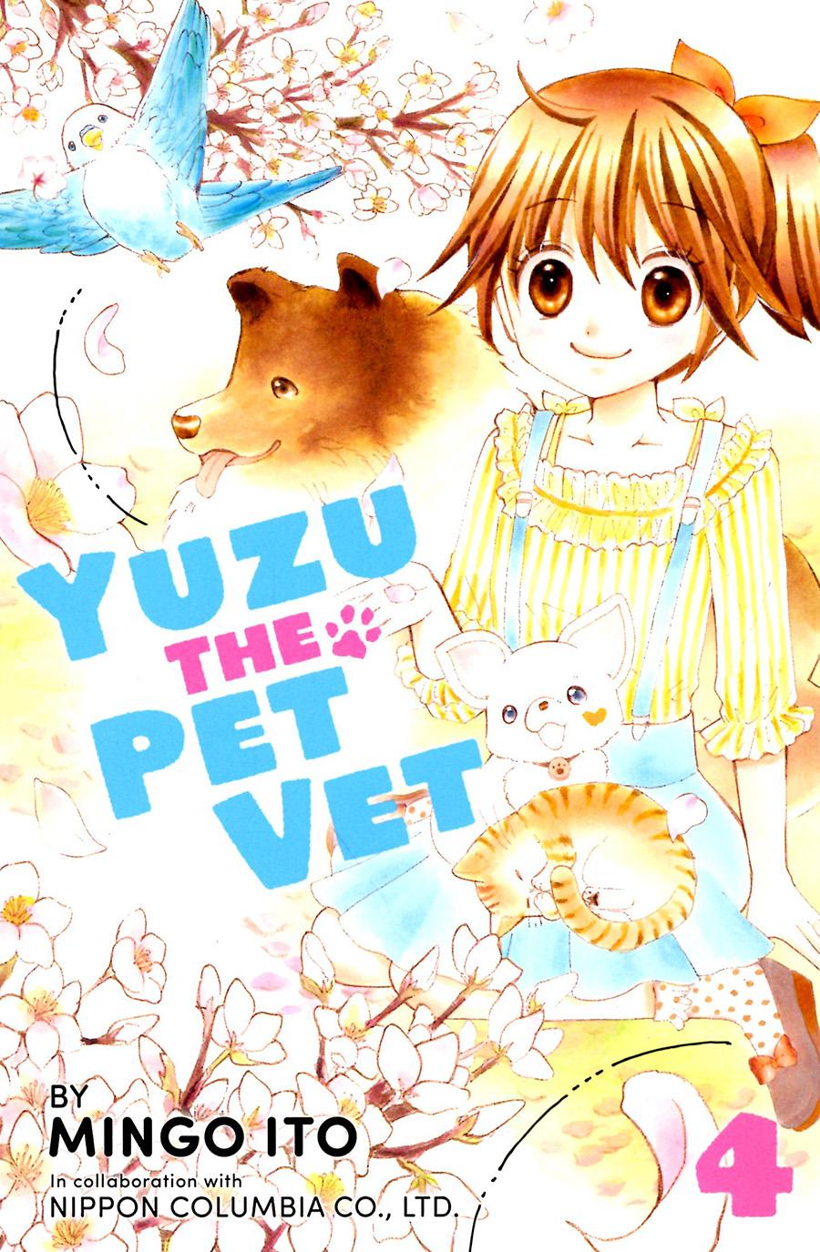 Yuzu The Pet Vet Vol 4 GN