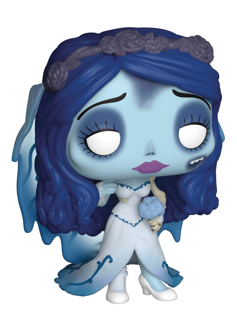 POP Movies Corpse Bride Emily Vinyl Figure