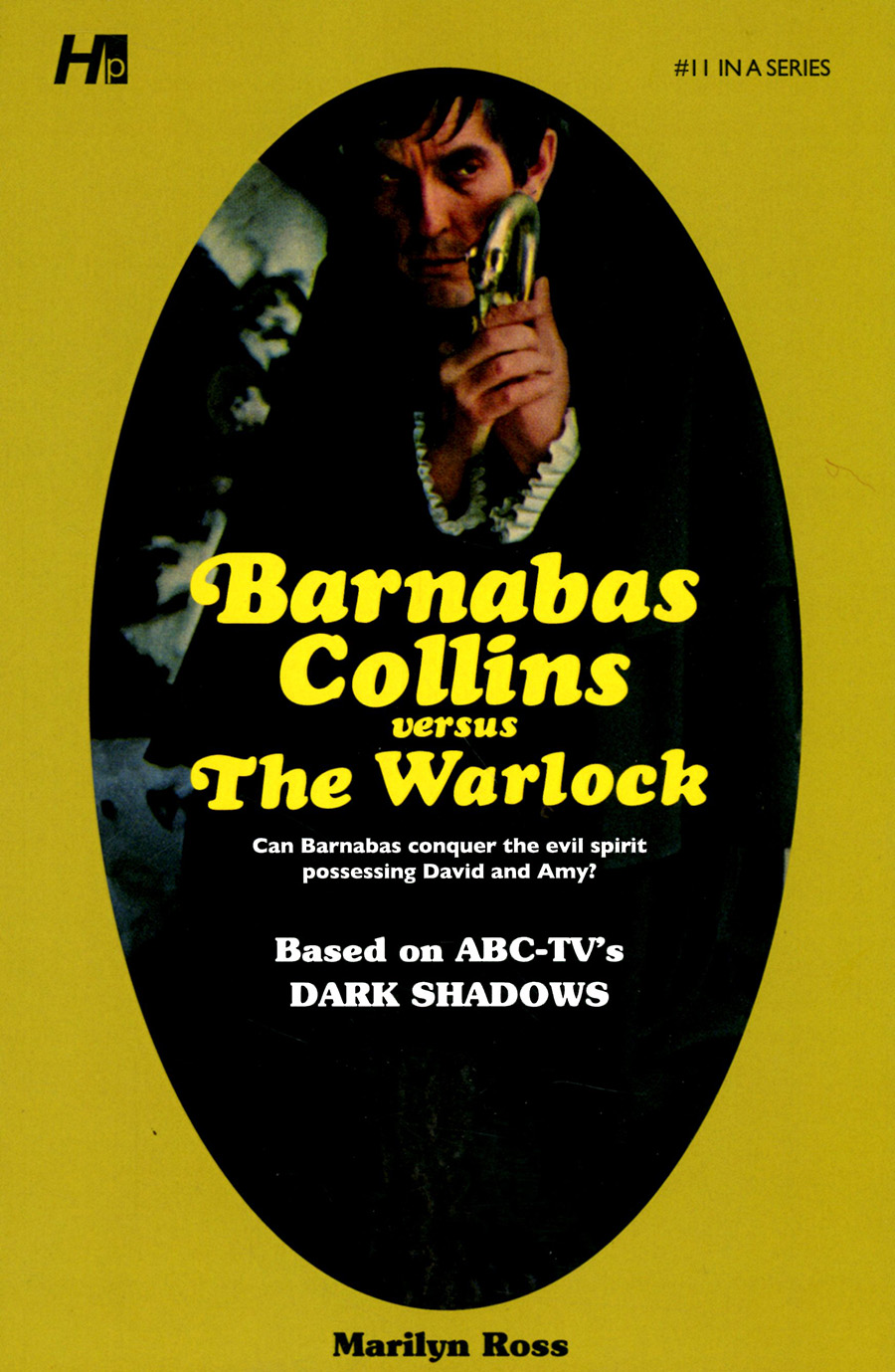 Dark Shadows Paperback Library Novel Vol 11 Barnabas Collins vs The Warlock TP
