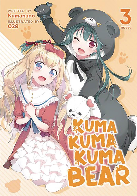 Kuma Kuma Kuma Bear Novel Vol 3 SC