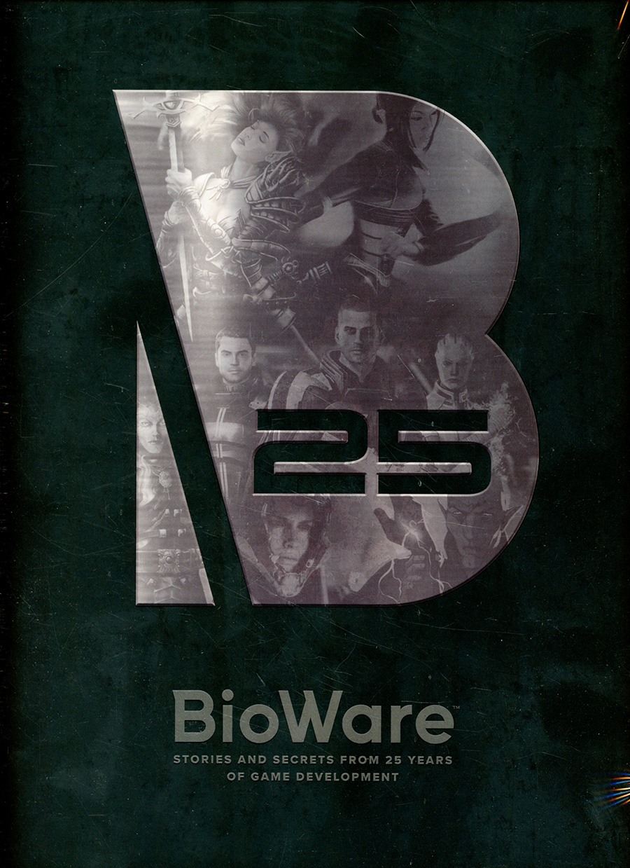Bioware Stories And Secrets From 25 Years Of Game Development HC