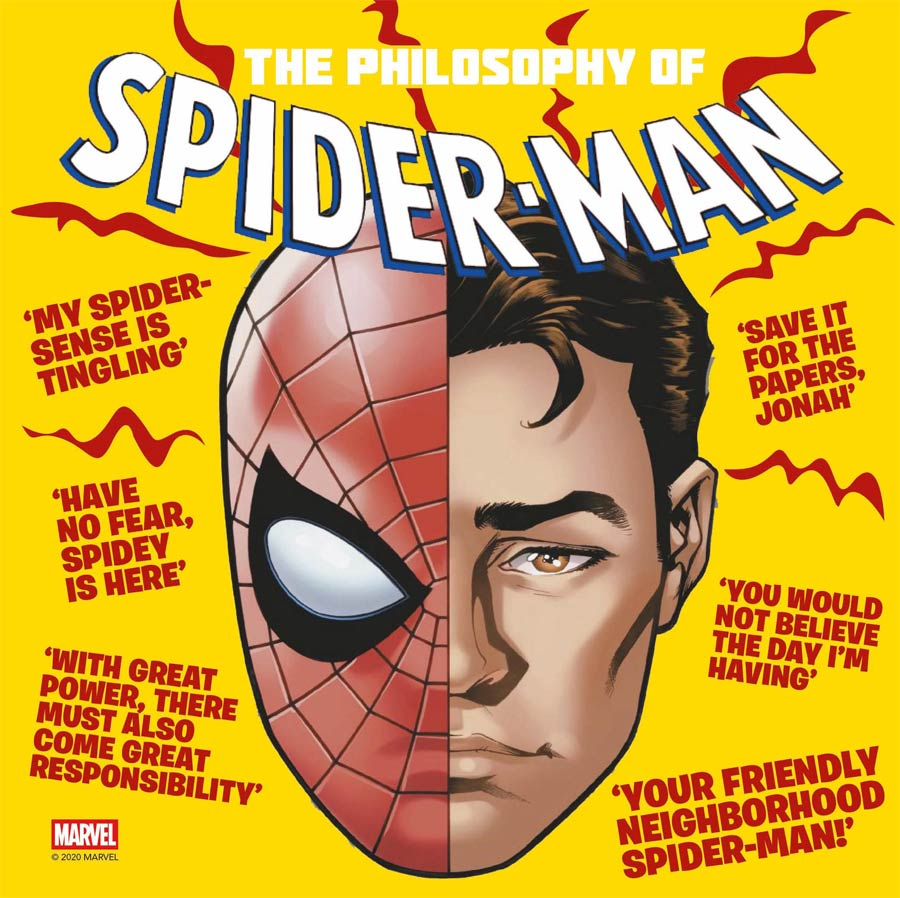 Philosophy Of Spider-Man HC