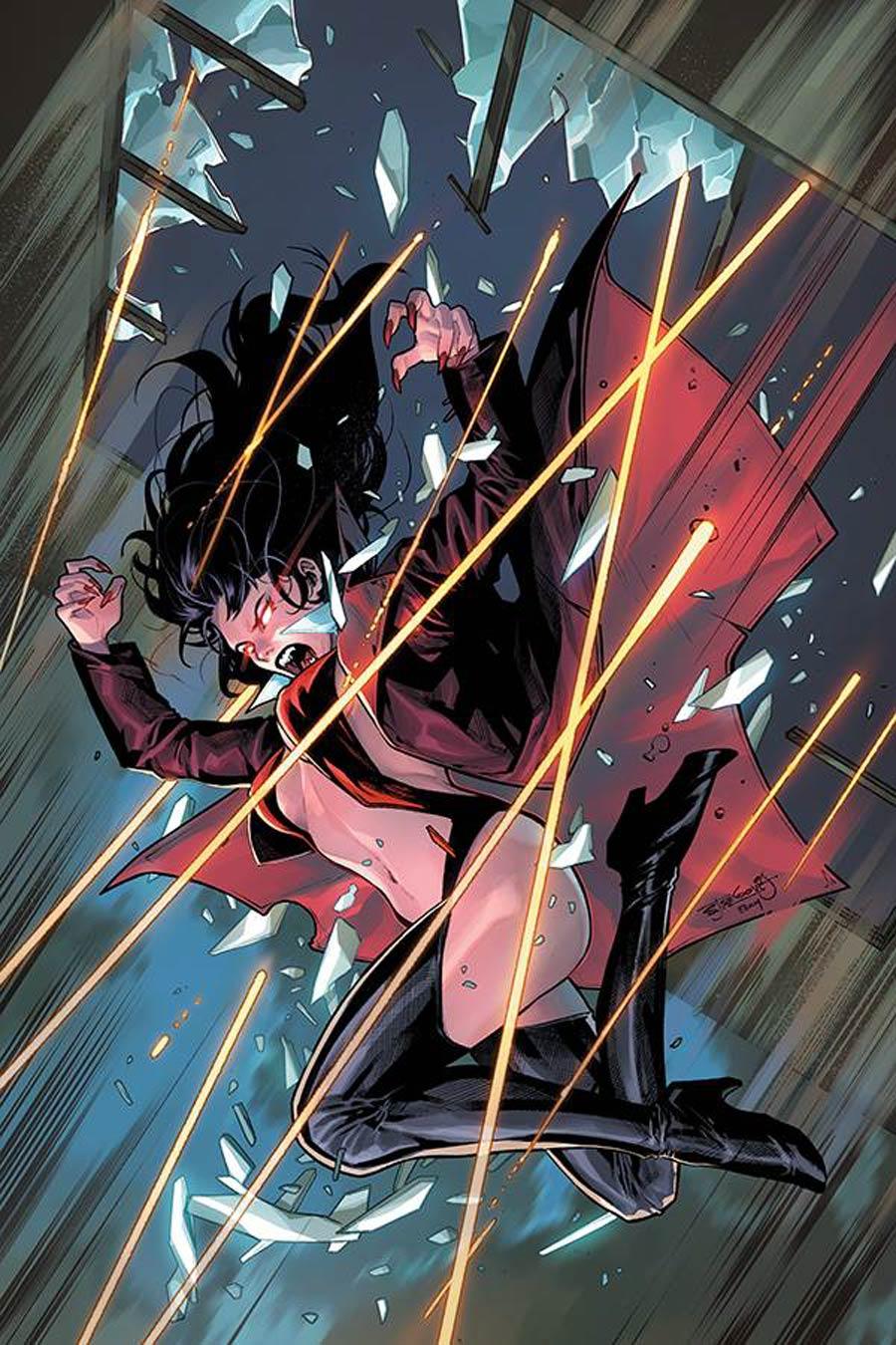 Vengeance Of Vampirella Vol 2 #10 Cover F Incentive Stephen Segovia Virgin Cover