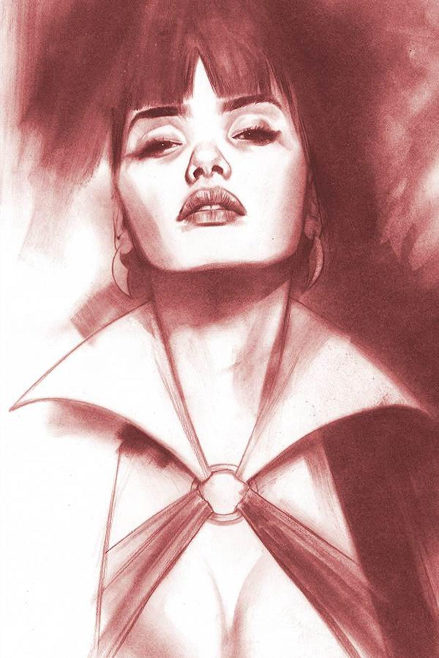 Vengeance Of Vampirella Vol 2 #10 Cover O Incentive Ben Oliver Tint Cover
