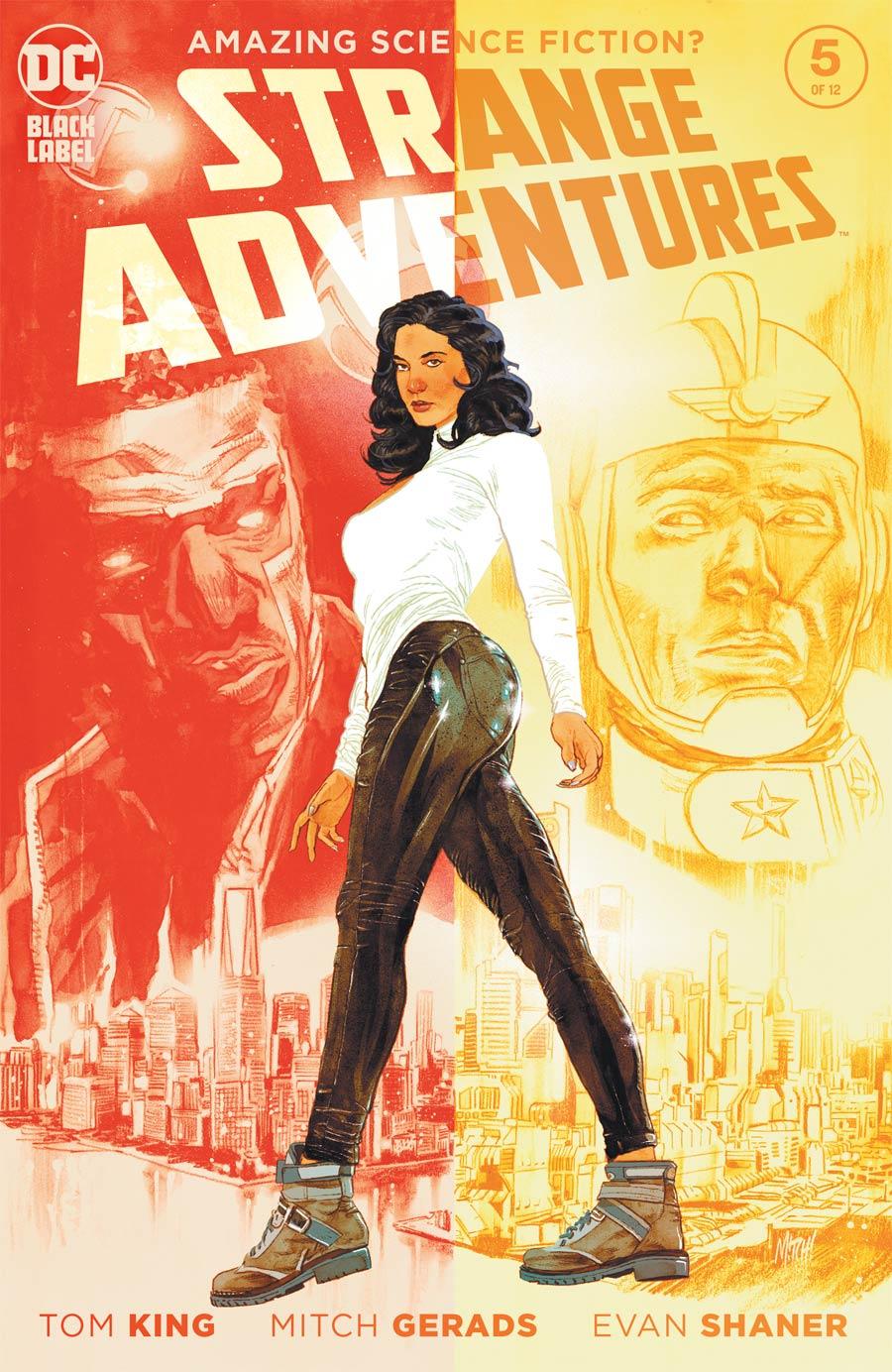 Strange Adventures Vol 4 #5 Cover A Regular Mitch Gerads Cover
