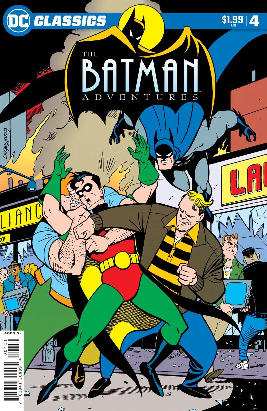 DC Classics Batman Adventures #4