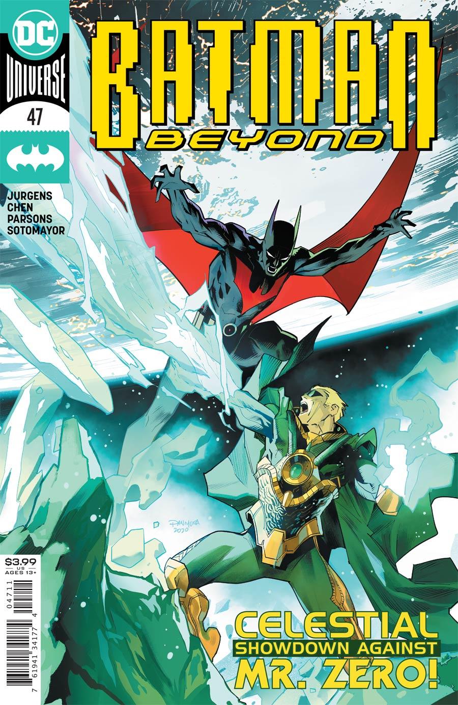 Batman Beyond Vol 6 #47 Cover A Regular Dan Mora Cover