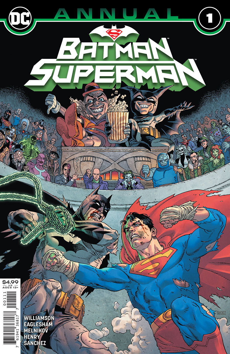 Batman Superman Vol 2 Annual #1