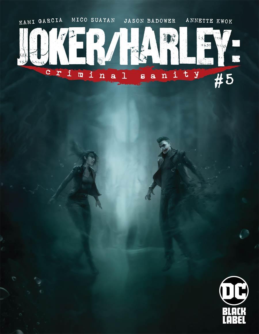 Joker Harley Criminal Sanity #5 Cover A Regular Francesco Mattina Cover