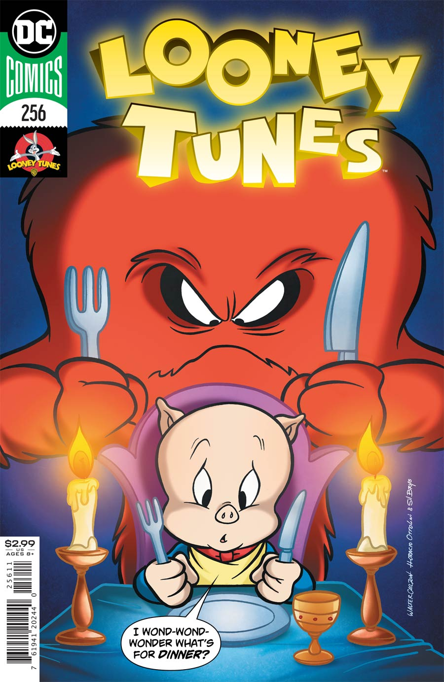 Looney Tunes Vol 3 #256